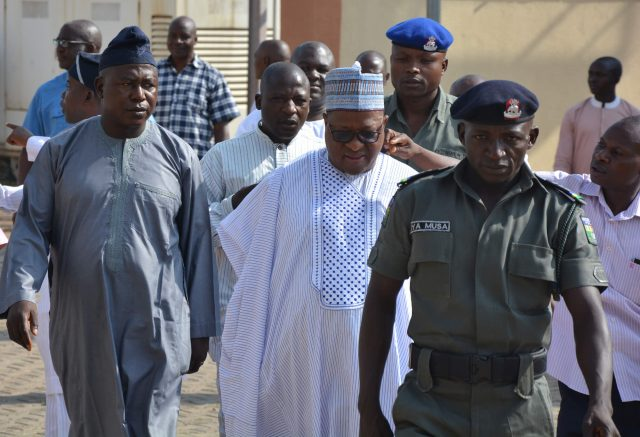 Suswam, Jang, Kalu ... Former governors that could join Dariye, Nyame in Prison